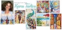 About the Artist - Karen Tarlton