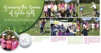Growing the Game  of Girls Golf