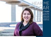 Hear Me Roar: Catina Tindall