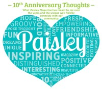 What Paisley Means to Me