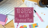 10 Steps to a DIY Financial Plan