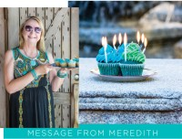 Message from Meredith - June 2018
