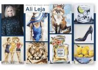 About the Artist - Ali Leja