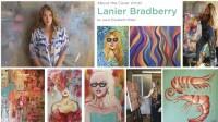 About the Artist - Lanier Bradberry