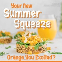 Your New Summer Squeeze