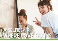 A Selfieship: Where Love Begins