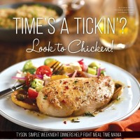 Time's a Tickin'? Look to Chicken!